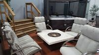 Want to BUY: Premium Outdoor Deck Furniture Set