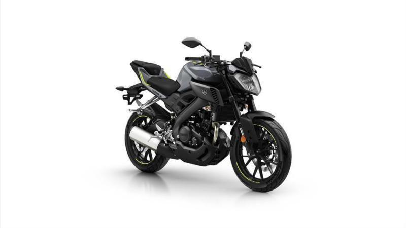 2017 YAMAHA MT-125 ABS ,NIGHT FLUO, BRAND NEW! * 0% FINANCE*