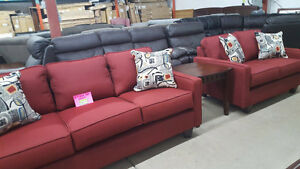 Brand new couch and loveseat - delivery available