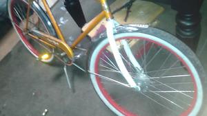 Vintage supercycle  beach cruser