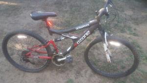 Ozone UltraShock Mountain Bike