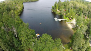 1, 2 & 3 Bedroom Cottage Rentals - Marten River & Temagami, ON