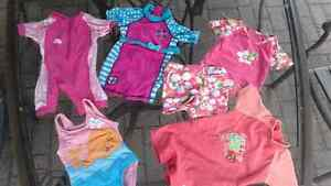 Maillots fille 12 mois - 2 ans