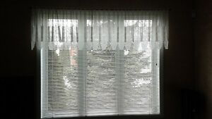 Blinds for windows and Valances