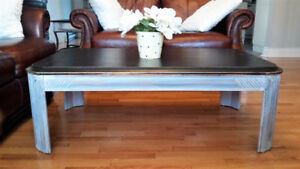 Coffee table, country style furniture