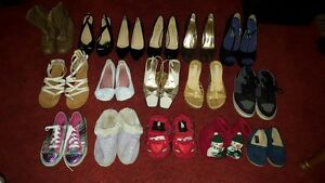 SHOES:  $5 or less Windsor Region Ontario image 1