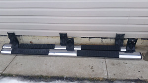 2011 and up Dodge mega cab Running boards