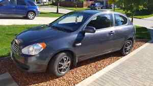 2011 hyundai accent-low cost safetied car