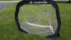 Golf and baseball practice net
