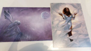 Fairies / Pixies / Angels / Fantasy Art Greeting Cards - New!!