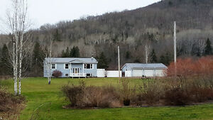3+ Bedroom With 3 Car Garage On 5.56 Acres