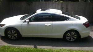 2009 Honda Accord exl Coupe (2 door)