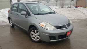 2008 Nissan Versa , Auto, 4 door, Low Km, 3/Y Warranty available