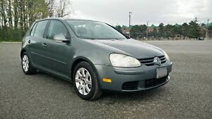 2007 Volkswagen Rabbit Manual Hatchback