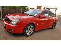 Vauxhall Vectra SRI 1.8 DualFuel (LPG)