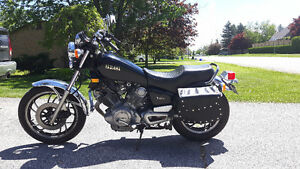 1982 Yamaha 750 Virago Excellent condition
