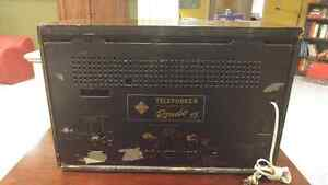 Telefunken radio Rondo antique fully restored with all new tubes West Island Greater Montréal image 2