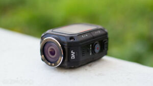JVC Action Camera