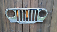 Jeep tj grill overlay (possible trade)