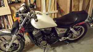 Honda Shadow VT500c