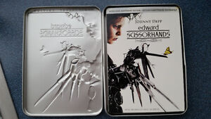 Edward ScissorHands DVD - Anniversary Edition
