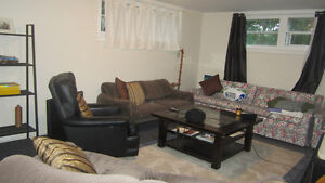 Available 1 May - basement suite near MUN