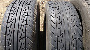 215/65/17 tire and rims