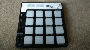 iRig Pads (Excellent Condition)
