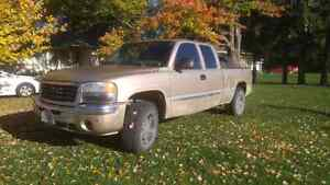 2005 gmc new tranny 3000 or trade