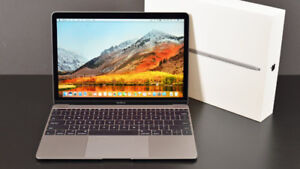 "12"" Apple MacBook laptop with Retina display"