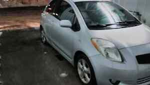 2006 Toyota Yaris Hatch RS 2Dr Auto