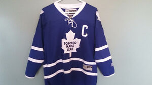 Toronto Maple Leafs Reebok Youth Phaneuf Jersey ☆Good Condition☆