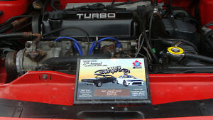 1988 Dodge DAYTONA SHELBY Z TURBO MANY UPGRADES AND LOWER PRICE