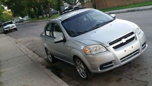 2007 Chev Aveo PRICE REDUCED NEED GONE
