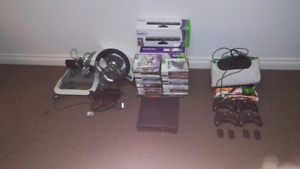 Xbox 360 EVERYTHING INCLUDED $120