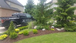 Spring / fall Clean Up Available for Properties / Lawn Clean Up London Ontario image 7