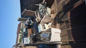 Free Scrap metal removal / Free Scrap metal pick-up