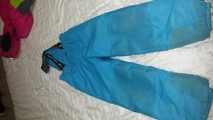 Gusti Size 10 Girls Snowsuit Kitchener / Waterloo Kitchener Area image 3