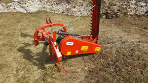 Double Action Sickle Bar Mower