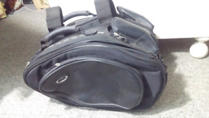 Motorcycle Saddle Bags Barely Used