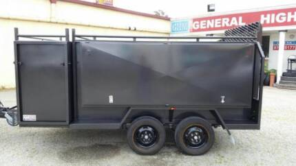 FROM $156 P/MONTH ON FINANCE* 9x5 Mowing Tandem Trailer 2 Tonne