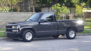 1994 Chevy 1500 Short Box