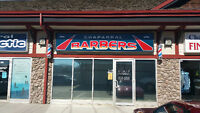 Barber's WANTED