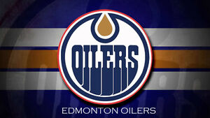 Oilers 2016 - 17, 2 Seats sect 107 row 24 PRICES UPDATED