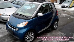 Smart Fortwo Cabriolet PASSION CONVERTIBLE 2008