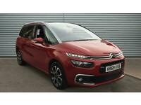 2019 Citroen GRAND C4 SPACETOURER 1.2 PureTech Flair Plus EAT8 (s/s) 5dr Auto MP