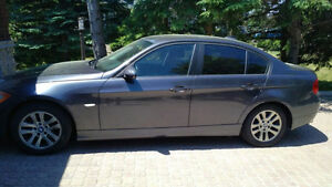2007 BMW 3-Series 328xi Sedan