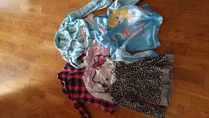 Size 8/10 girls clothes