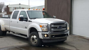 2011 Ford F-450 Lariat Camionnette