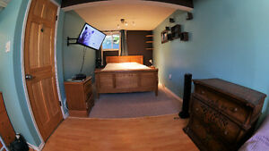 Private Basement Suite /Cls Downtown, Airport, SAIT, U of C/2bed